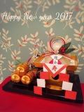2017年♡あけましておめでとうございます!!