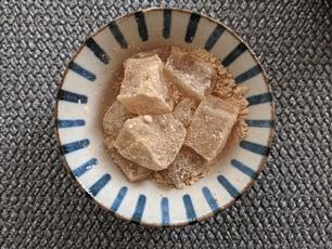 サイリウムわらび餅